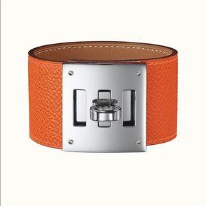 Hermes Kelly Dog Bracelet
